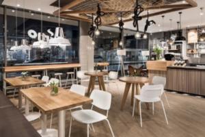 有关咖啡店装修设计的四种风格