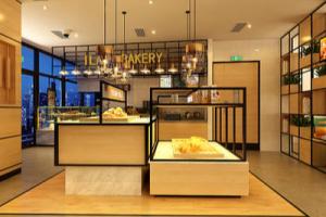 面包店裝修設計技巧和要點