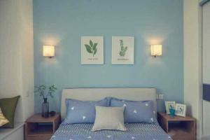 奥林官邸120㎡北欧风格三居室