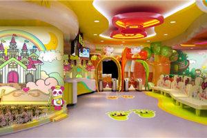 儿童乐园的装修设计要点