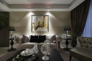 东御兰汀118㎡现代简约三居室