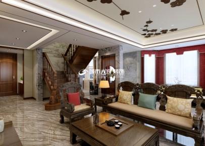 林语兰庭200平米新古典风格