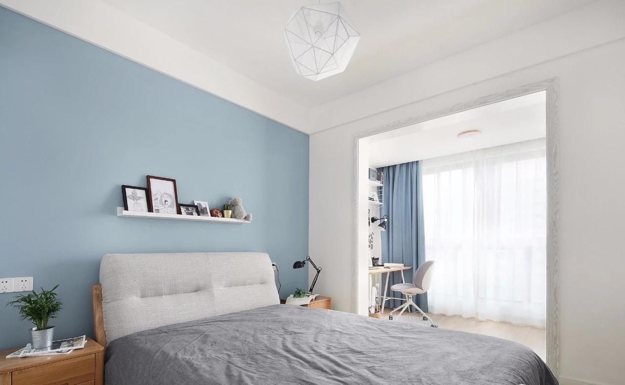 金堆城120㎡北欧风格三居室