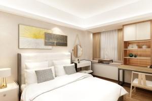 君悦海湾10栋2207号房120m²现代风格