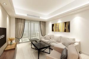 君悦海湾11栋705号房80m²现代风格