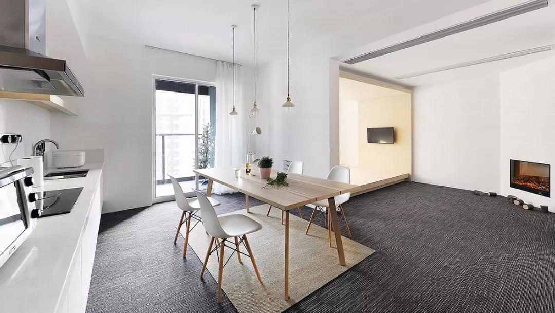 简单舒服的小户型家装设计方案