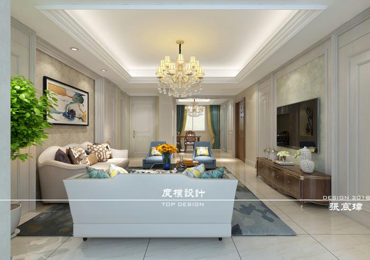 新泉华府125m²简美之家
