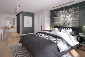 滨海1号loft  32㎡  北欧风格