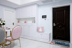 【维享家装饰】92平两居室法式混搭风格家