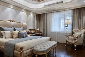 【维享家装饰】126平四居室浪漫法式风格新家