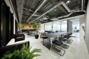 工業風格商業辦公空間裝修效果圖