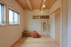 日本福冈市木质别墅装修图片